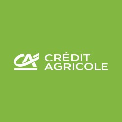Development of the landing page for Credit Agricole Bank