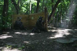 Paintball. Saturday was a success!