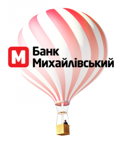Corporate website for PJSC \ Bank  Mikhailovskiy\