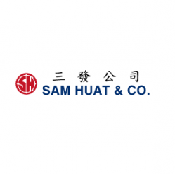 The development site for the Sam Huat