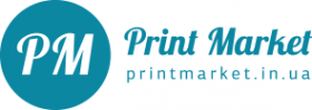 Online service of custom printing and promotional products Print Market