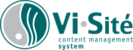 The content management system \Vi-Site\
