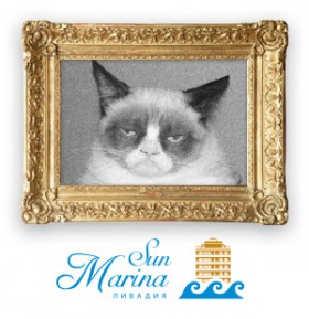 Creating a website for LCD «Sun Marina»