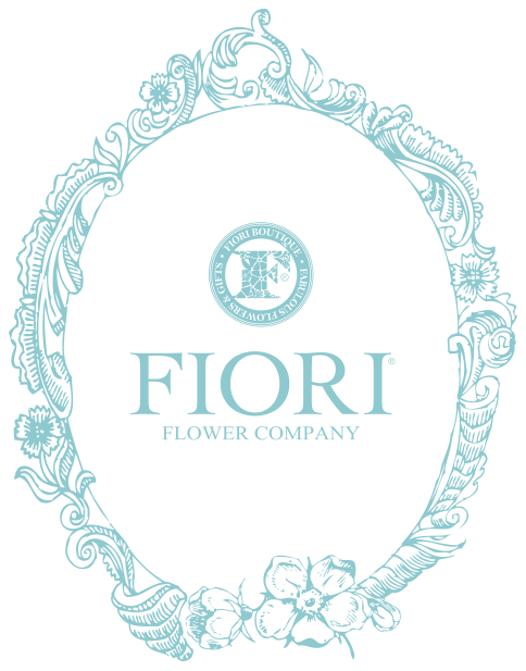 The website for the florist company Fiori